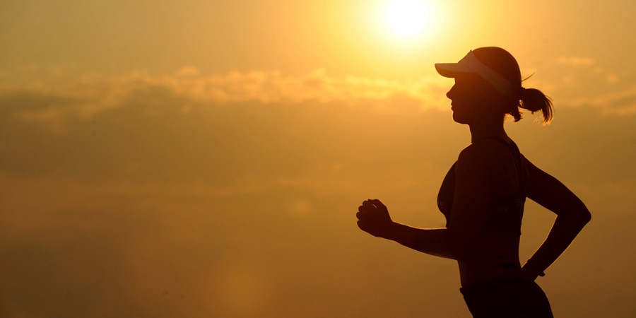 6 Maneras de estar en forma en vacaciones